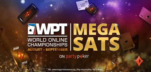 50x $5,300 WPTWOC Main Event Seats Guaranteed on August 29